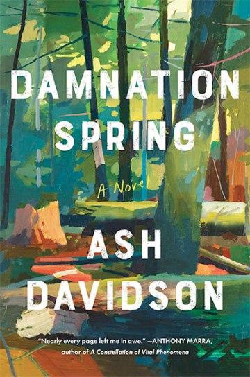 Damnation Spring, a novel by Ash Davidson