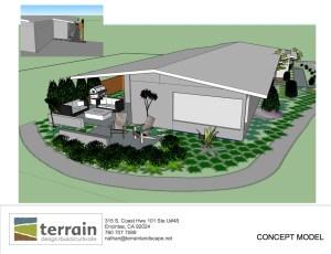 Landscape Design Modeling