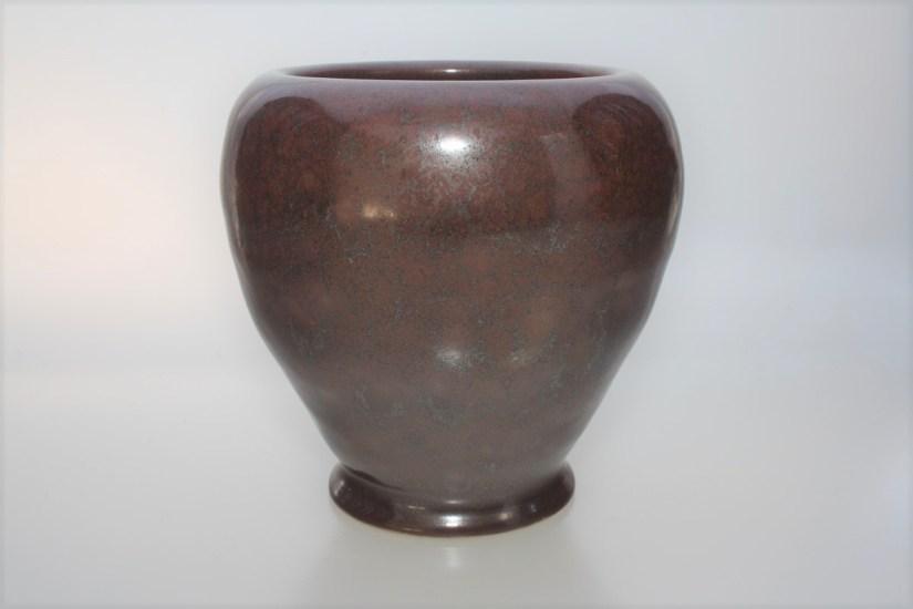 vase boule goutte d'huile