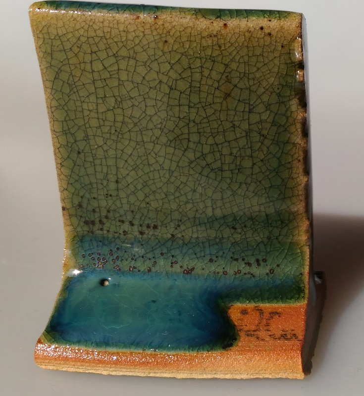 encre de chine vert lichen
