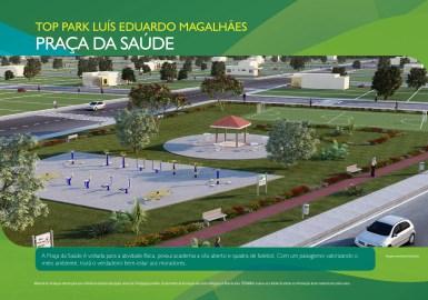 Loteamento Top Park - Terramac Empreendimentos - Praça da Saúde