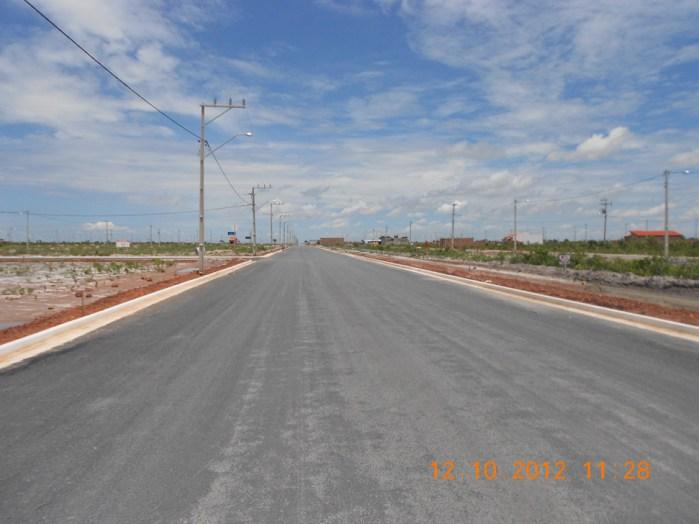 Luar do Cerrado | Pavimentação | Terramac