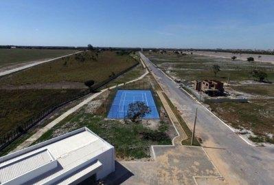 Park Oeste Residence | Fitness e Quadra de Tênis | Vista aérea