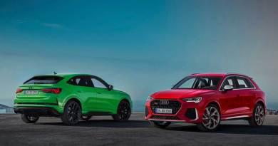 Primeiras unidades dos novos Audi RS Q3 e RS Q3 Sportback são entregues