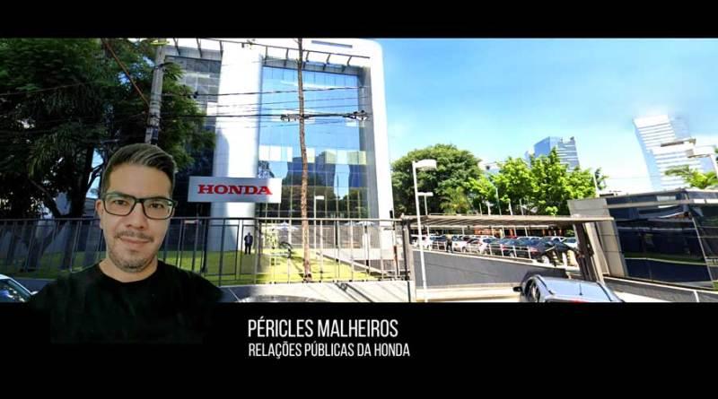 Honda anuncia nova contratação na área de Relações Públicas