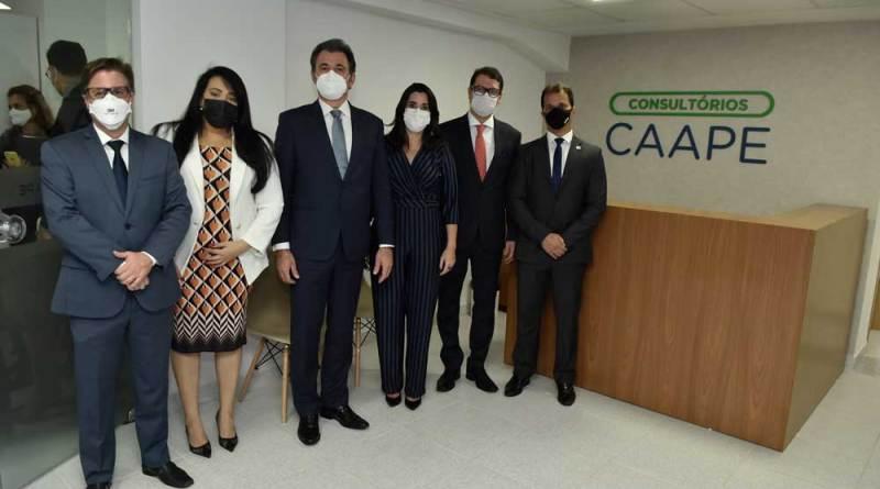 Inaugurada nova sede da CAAPE no prédio da OAB Pernambuco