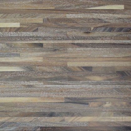 Reclaimed ACACIA METRO ENGINEERED FLOORING   PANELING   WIRE WHITE