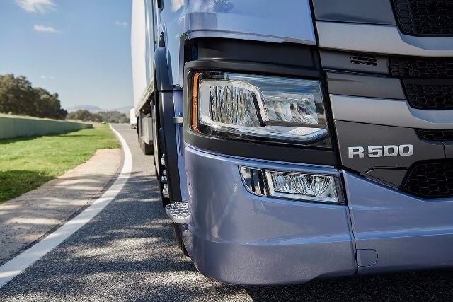 Modelo R 500 de Scania