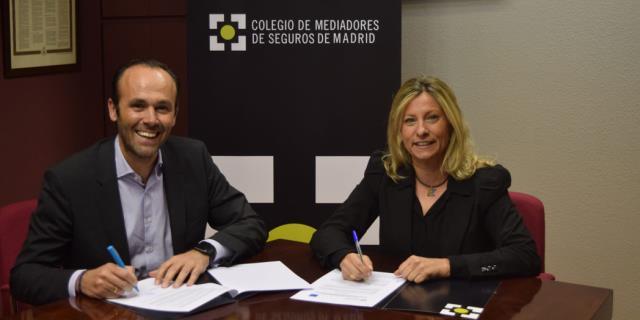 Sanitas y el Colegio de Mediadores de Madrid renuevan su acuerdo