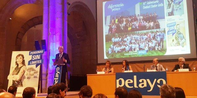 10º Aniversario Contact Center de PELAYO en Ávila