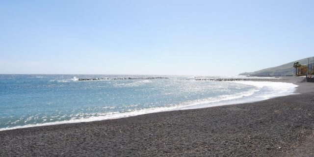 Playa El Cabezo en San Miguel de Abona (Tenerife)