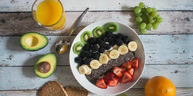 El desayuno ideal de una dieta equilibrada