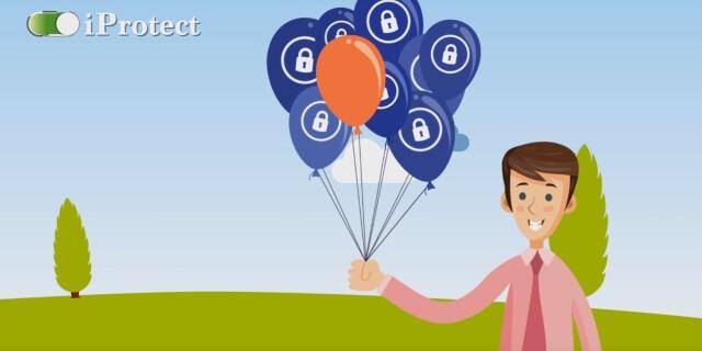 imagen del video de presentación de iProtect