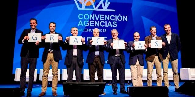 Convención Agencias Reale 2018