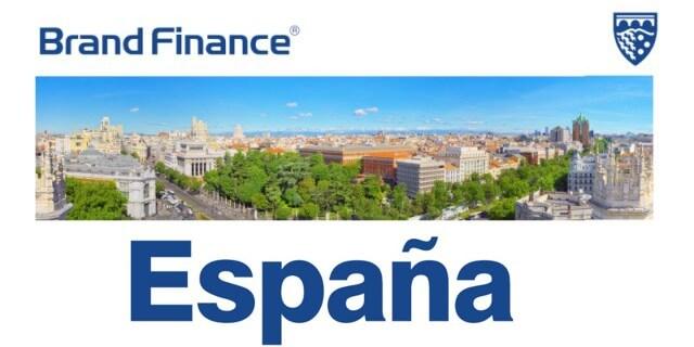 Portada del estudio de Brand Finance, que coloca a MAPFRE como la aseguradora más valiosa de nuestro país en 2018