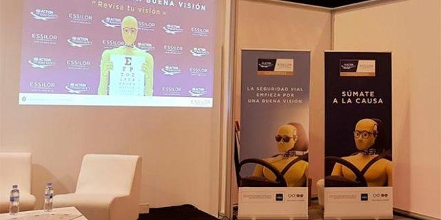 iniciativa RACE FIA y Essilor para que los conductores se revisen la vista en pos de una conducción segura