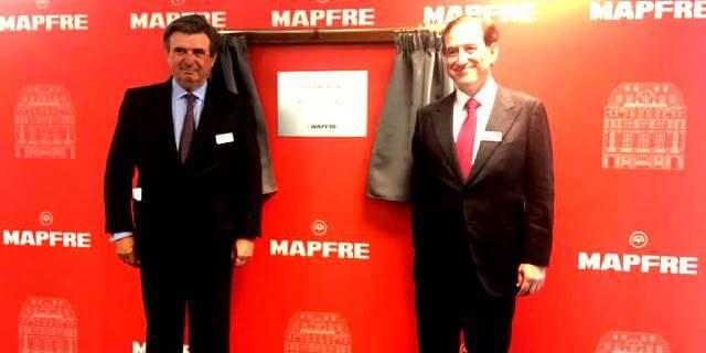 inauguración mapfre house
