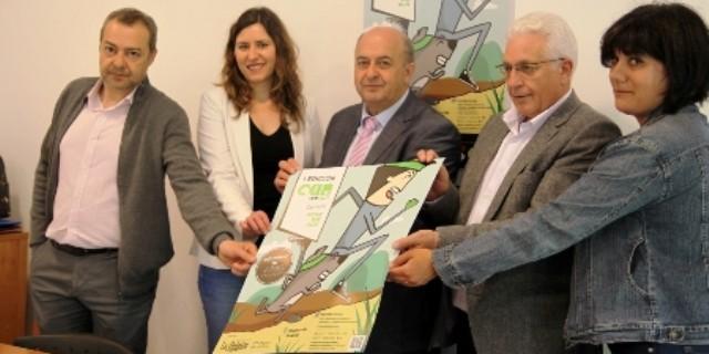 Presentación de la I We Can Run de Zamora (Foto: Ayuntamiento de Zamora).