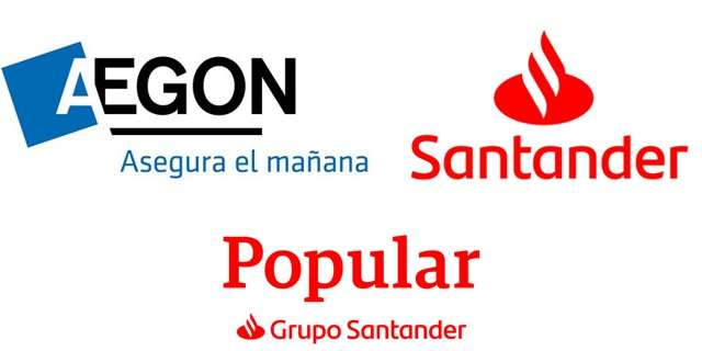 SANTANDER POPULAR y AEGON amplían su alianza en bancaseguros