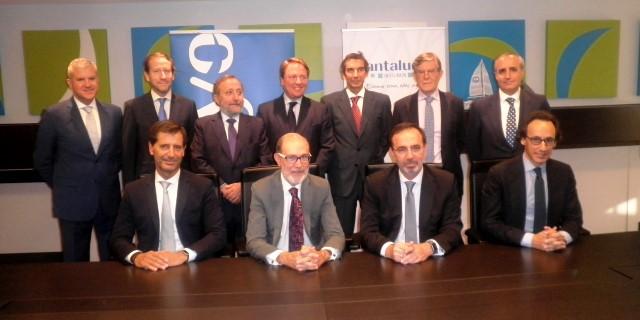 PELAYO Y SANTALUCÍA ratifican la adquisición del 50 por ciento de Pelayo Vida