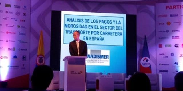 Presentación del informe de morosidad del transporte en el Observatorio en Septiembre de 2018