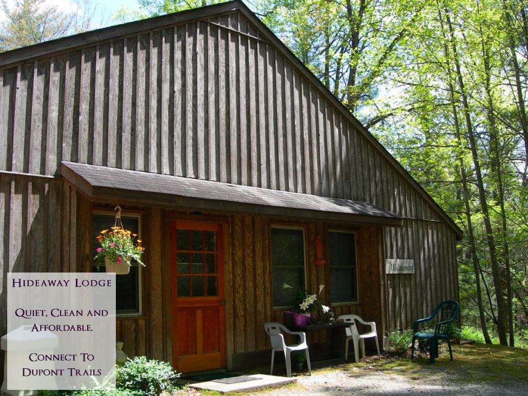 Hideaway Lodge At Terra Nova Center
