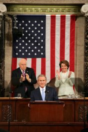State of the Union Address.  House Chamber, US Capitol.