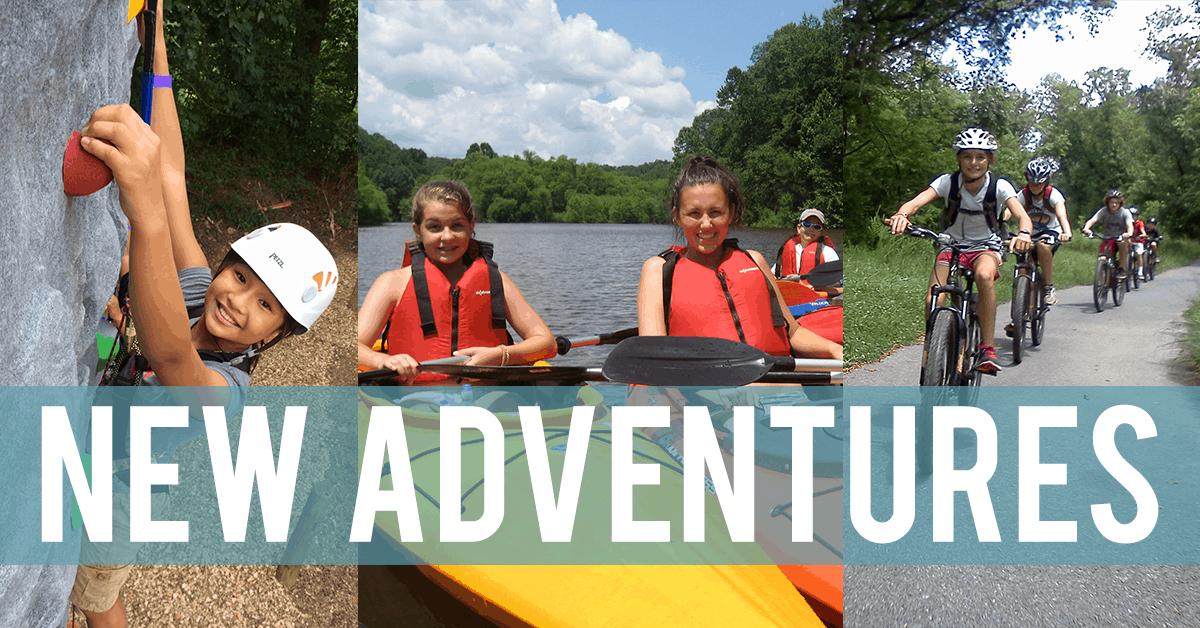 New Adventure Summer Camp