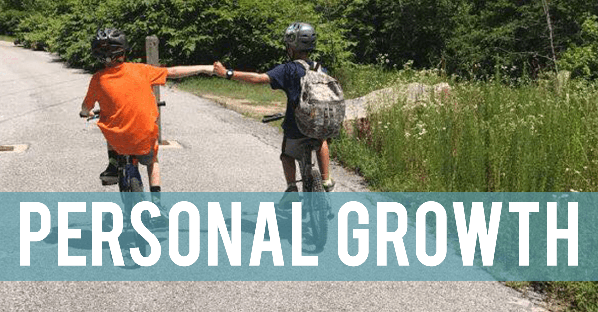 Summer Camp Personal Growth