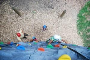 Summer Camp Children Develop