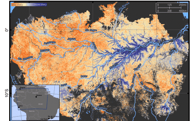 Using Satellites to find Biochar in the Amazon