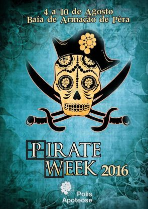 cartaz pirate week