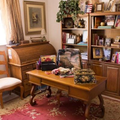A peek into my studio and dream workbench