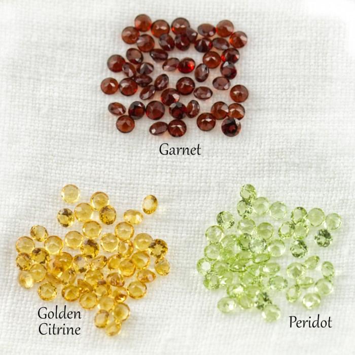 Gemstones-Terra Rustica Jewelry