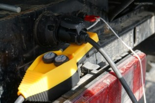 Motorcycle Carrier Winch | Terratrotter