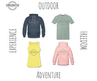 T-shirt & Hoodies | Terratrotter