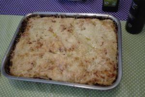 lasagne de légume du crok 13 avril