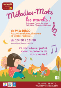 Terre Contact Affiche Melodies - 2021 v09