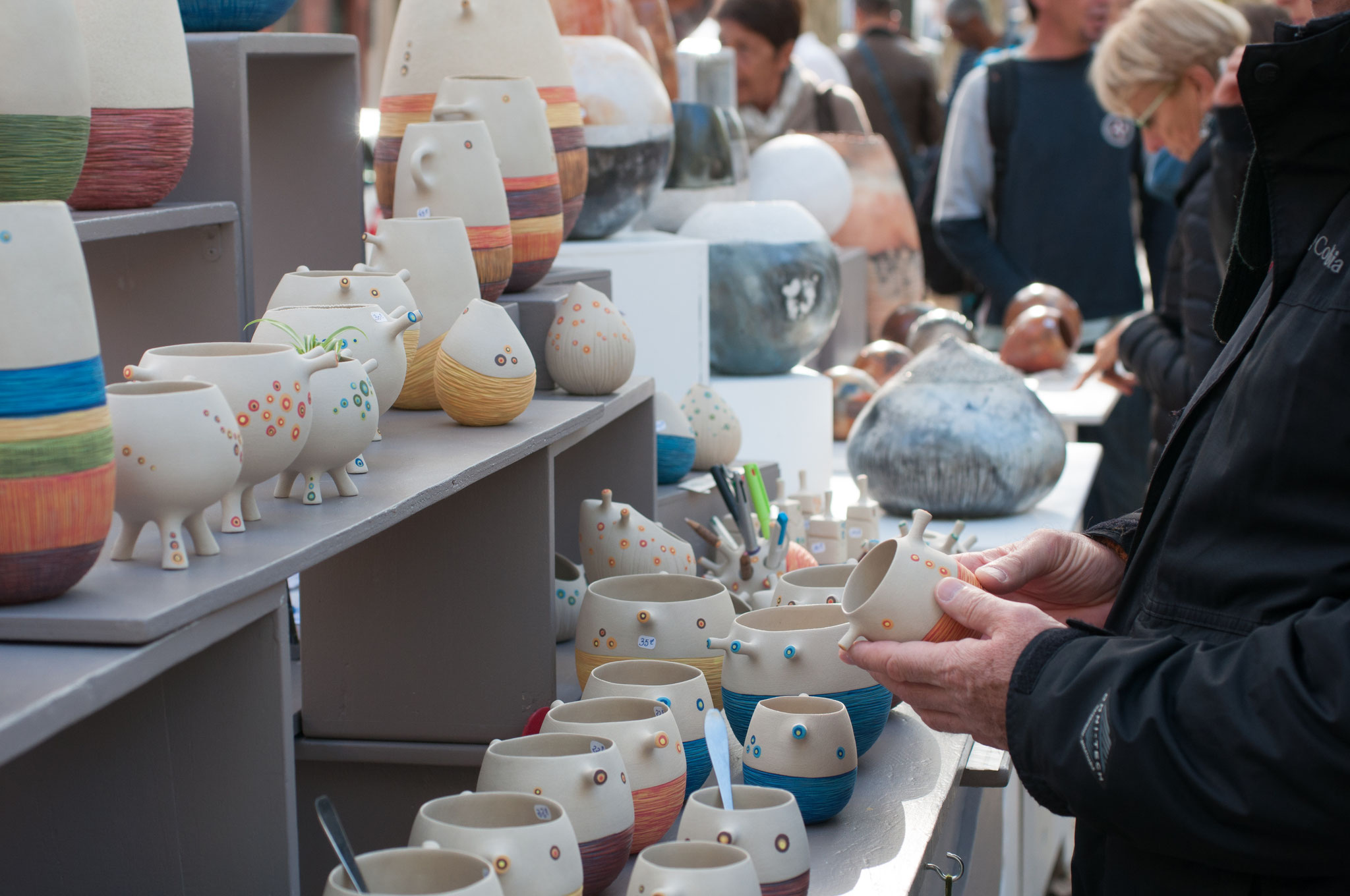 image8 44 | Terre et Terres | Marché Toulouse | Les Allées Céramique à Toulouse les 8 et 9 octobre 2016 | Article | Terre et Terres | 1 novembre 2017