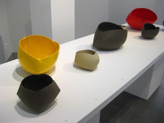 Exposition 2018 Dérive des Contenants - Céramiques de Ann Van Hoey