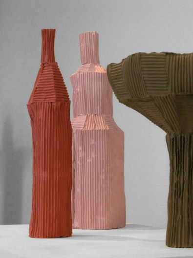 Exposition 2018 Dérive des Contenants - Céramiques de Paola Paronetto