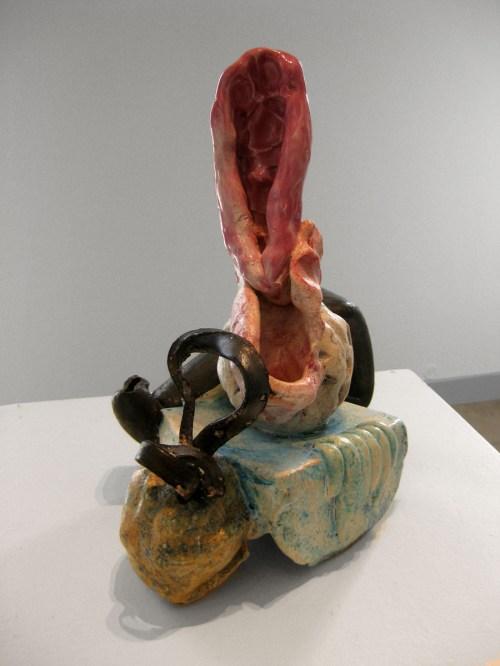 Exposition 2018 Dérive des Contenants - Céramique de Patrick Loughran