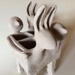 Sculpture dhilde Segers   Hilde Segers   Hilde Segers   Atelier   Terre et Terres   14 janvier 2020