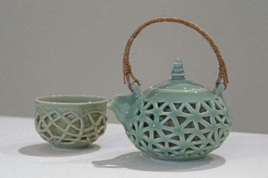 Céramique de Chantal Lumineau