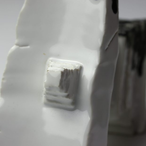 StoneWar 2 4 scaled | Eric Faure | StoneWar 2 | Produit | 120,00€ | 7241 | Sculpture en porcelaine émaillée | Eric Faure | Terre et Terres | 10 décembre 2020