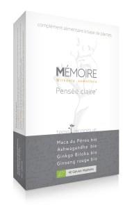 Mémoire bio - Performances cérébrales