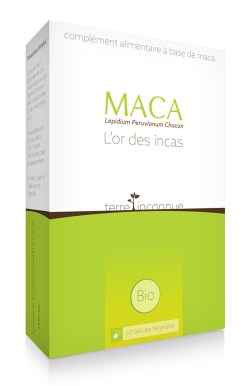 Véritable Maca bio du Pérou