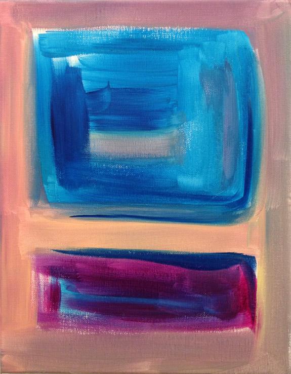 Faux Rothko No.2