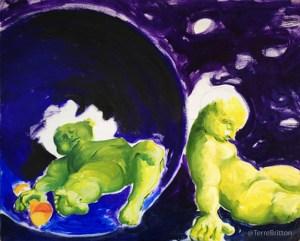 Drunken Angels, by Terre Britton.