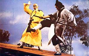 Bâton Shaolin